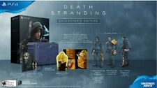 Death Stranding - PlayStation 4 Collector's Edition Video Games, FREE SHIPPING !