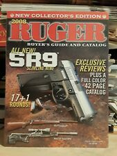 2008 ruger firearms buyers guide and catalog