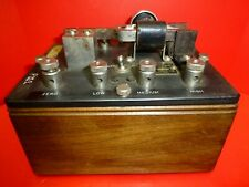 1000 Cycle Audio Oscillator General Radio 213B Tested Elegant Vintage Collector