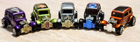 Hot Wheels '32 Ford Vicky, Lot of 5, Loose, See Description