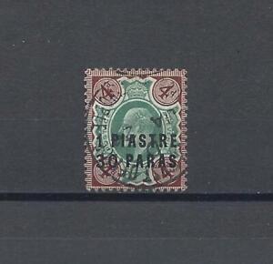 BRITISH LEVANT 1909 SG 18 USED Cat £22
