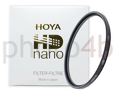 Hoya 67mm / 67 mm HD Nano High Definition UV Filter - NEW