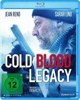 COLD BLOOD LEGACY (BLU-RAY) - RENO,JEAN   BLU-RAY NEU