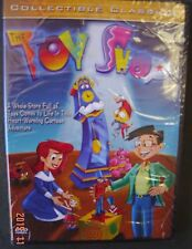 The TOY SHOP DVD Animated Christmas HOLIDAY Movie Cartoon Collectible Classics