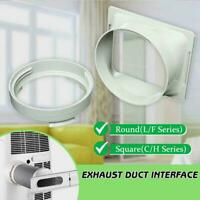 Exhaust Duct Interface Hose Tube Adaptor For Portable 15CM Tube Conditioner X0J4