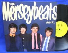LP MERSEYBEATS - BEAT...AND BALLADS // UK ENGLAND EDSEL *** MINT- ***