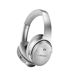 Bose QC35  Wireless Headphones Built-in Microphone and Noise-Cancel Headsets