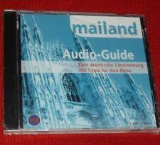 Mailand Audio-Guide. Eine akustische Einstimmung mit Tipps für Ihre Reise