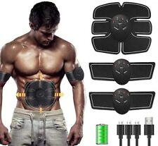 Ceinture abdominale EMS, electrostimulation musculaire, electrostimulateur USB