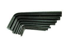 Proops 10 Piece Imperial Hex Allen Key Keys Set DIY Tools M0287