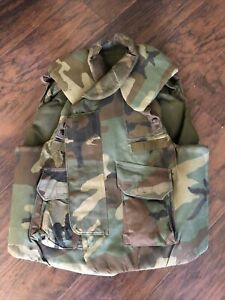 Camouflage Body Armor Fragmentation Protective Vest Ground Troops L 41-45
