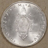 Vatican City 1975 500 Lire BU as Pictured