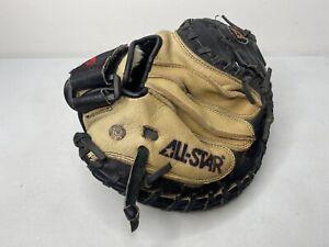 VINTAGE All Star CM1010BT Catchers Mitt Youth Baseball Glove LHT Left Throw