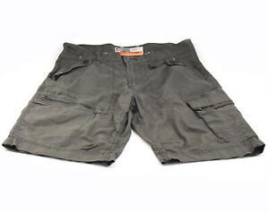 "Next Cargo Shorts Khaki Size 32"" Waist Global Threads - Lots of Pockets"