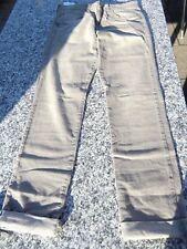 Mac Stretch Jeans Sexy Slim Boyfriend Grau Größe 40 Länge 34 Neu