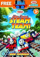Thomas and Friends - Here Comes the Steam Team [DVD + Free Toy][Region 2]