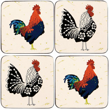 Ulster Weavers - Rooster Coasters