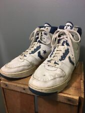 d0f73684d3c17f Vtg 80s Cons ERX-300 Basketball Shoes Leather Sneakers Converse Mens 14 Hi- Top