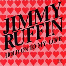 7inch  JIMMY RUFFINhold on to my loveHOLLAND 1980 EX(S0008)