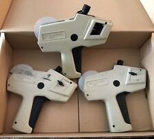 Lot 3 Monarch Marking Pricing Gun Model 1103 Pre Owned