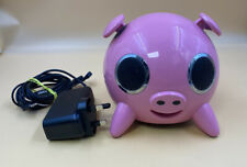 AMETHYST iPIG iPOD SPEAKER DOCK - PINK - NO REMOTE CONTROL