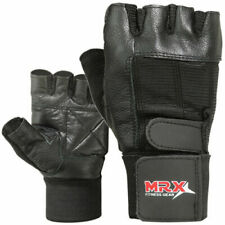 L-XL Gym Gloves strap New MRX