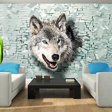 Fototapete Fototapete Tapete Tapeten Poster Foto Wandbild WOLF ZIEGEL 3D 2941 P4