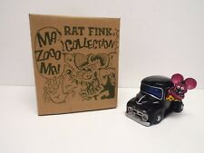 "RAT FINK ""ED ROTH"" BIG DADDY FORD TRUCK ASHTRAY MINT BOXED 2004 (RF22)"