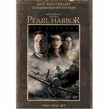 Pearl Harbor On DVD With Ben Affleck Drama Very Good E14