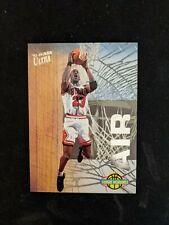 Michael Jordan 1993-94 Fleer Ultra Famous Nicknames Air #7 of 15
