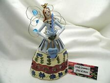 Blue Sky Clayworks Heather Goldminc Queen of Friendship Birthday Candle Holder