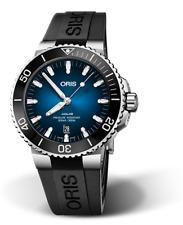 ORIS AQUIS CLIPPERTON LIMITED EDITION 01 733 7730 4185 SET RS