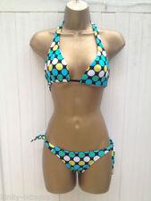 Lycra Spotted Swimwear for Women