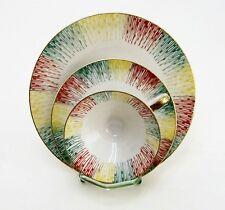 Bonito antiguo sammelgedeck porzellangedeck bavaria calidad porcelana No. 23
