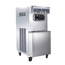 New Pasmo S520F Soft-Serve Frozen Yogurt / Ice Cream Machine 50 liter output
