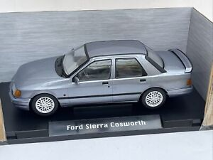 FORD SIERRA COSWORTH 1988 white black or blue/grey 1:18 MCG 18172 18173 or 18174