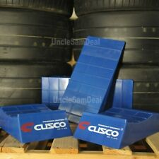 MADE IN JAPAN CUSCO JACK ASSIST RAMP FOR RACE LOWER VEHICLE 2 PIECE DESIGN BLUE