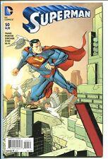 SUPERMAN #50 CONNECT VARIANT 1:100 JOHNSON DC 2016 NM-