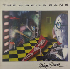 "12"" LP - J. Geils Band, The - Freeze-Frame - k2668 - washed & cleaned"