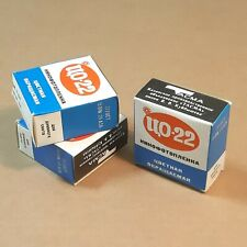 CO-22 ЦО-22 Regular Normal 2x8 8mm movie film USSR Not Super 8 or 16mm