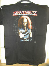 VINTAGE T-Shirt: Star Trek V-The Final Frontier: l'Impero Klingon (XL) (USA, 1992)