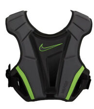 Nike Vapor 2.0 Lacrosse Shoulder Pad Liner Sz L SLV7 MSRP$110 LAX Black Grey
