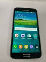Samsung Galaxy S5 16GB Black SM-G900R4 (US Cellular) Discounted JW9691