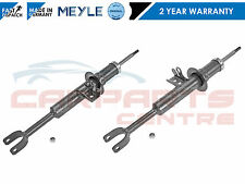 FOR BMW 5 SERIES F10 F11 FRONT LEFT RIGHT MEYLE SHOCKERS SHOCK ABSORBERS SET