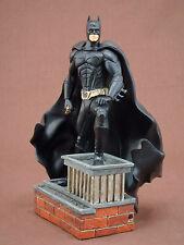 BATMAN ON ROOFTOP STATUE - DC DIRECT BATMAN BEGINS MOVIE, LIMITED EDITION