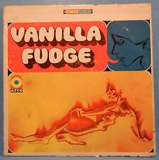 VANILLA FUDGE SELF VINYL LP 1967 ORIG PRESS TAN/PURPLE LABEL NICE COND! G+/VG!!A