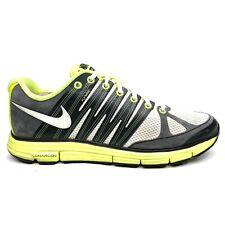 2011 Nike Lunar Elite + 2 White Black Volt Size  Mens 10.5 LunarElite 429784 110