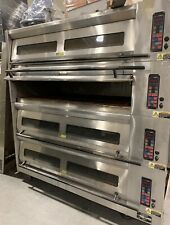 Hobart 4 Hbdo 4 Door Oven With Steam Works Great No Reserve Auction