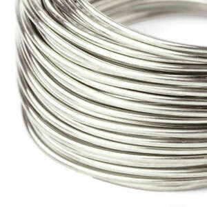 Colloidal silver electrode wire Gauge 99.99% pure Rods Ag 999/1000