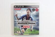 World Soccer Winning Eleven 2013 Broken Case PS3 PS 3 Japan Import 3P228